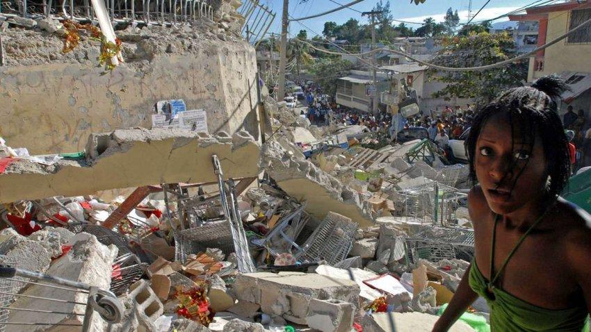 Гаити: какие уроки могут извлечь гуманитарные работники из предыдущего землетрясения, пытаясь восстановить страну