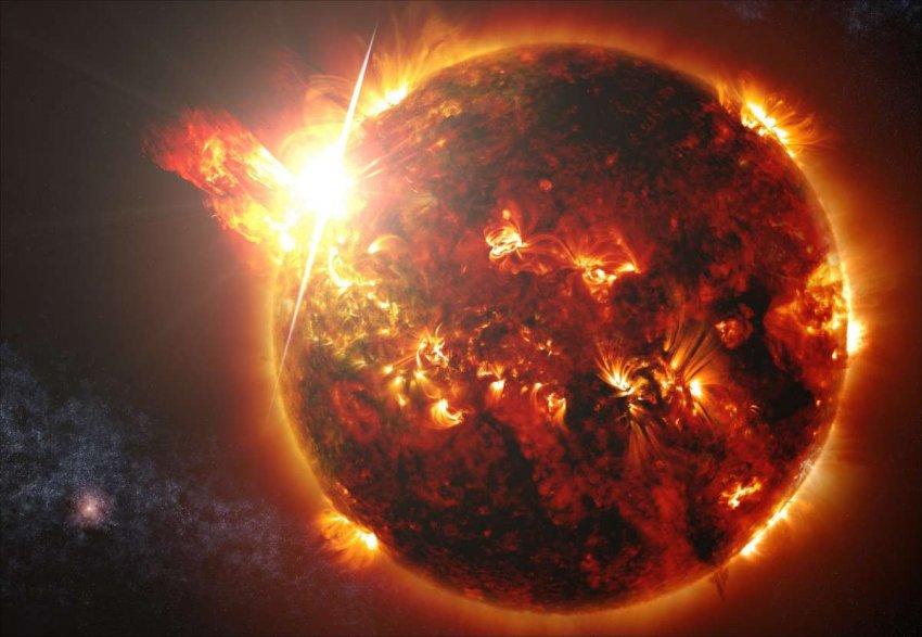 Следующая солнечная буря может принести интернет-апокалипсис, предупреждает ученый