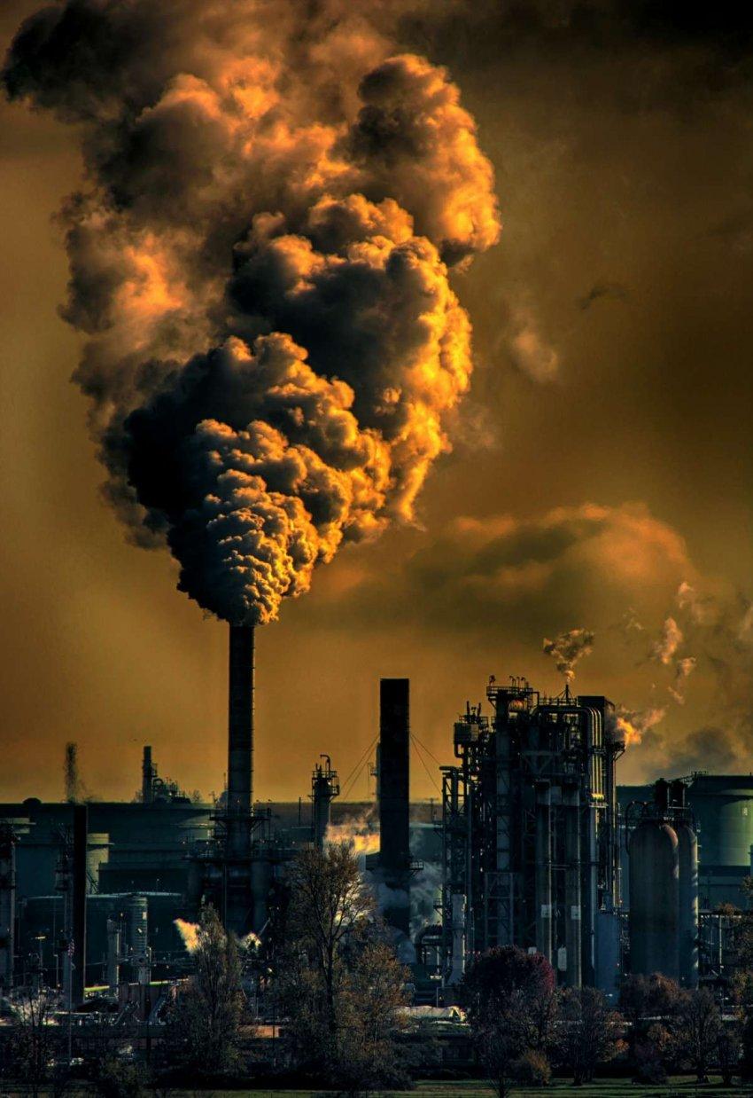 Чтобы предотвратить катастрофу, ископаемое топливо должно оставаться в земле