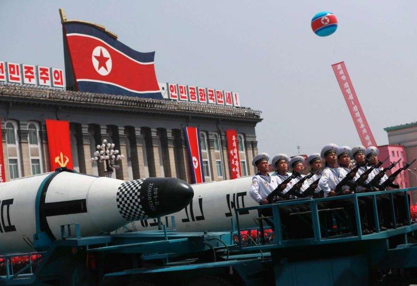 Распространение ядерного оружия в Северной Корее: ошибочная теория о Ким Чен Ыне