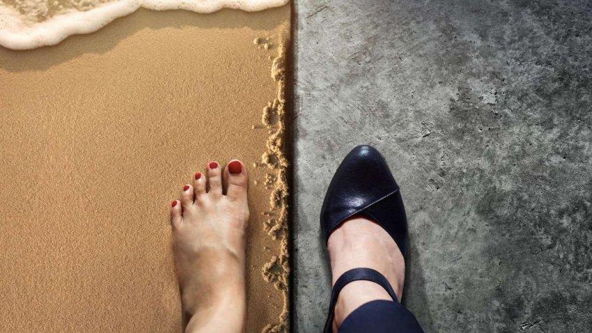 Баланс между работой и личной жизнью: то, что действительно делает нас счастливыми, может вас удивить