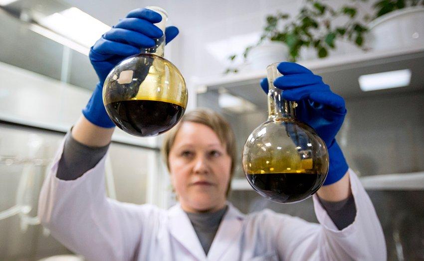 Нефть в природе образуется долго, но найден метод ускорения процесса