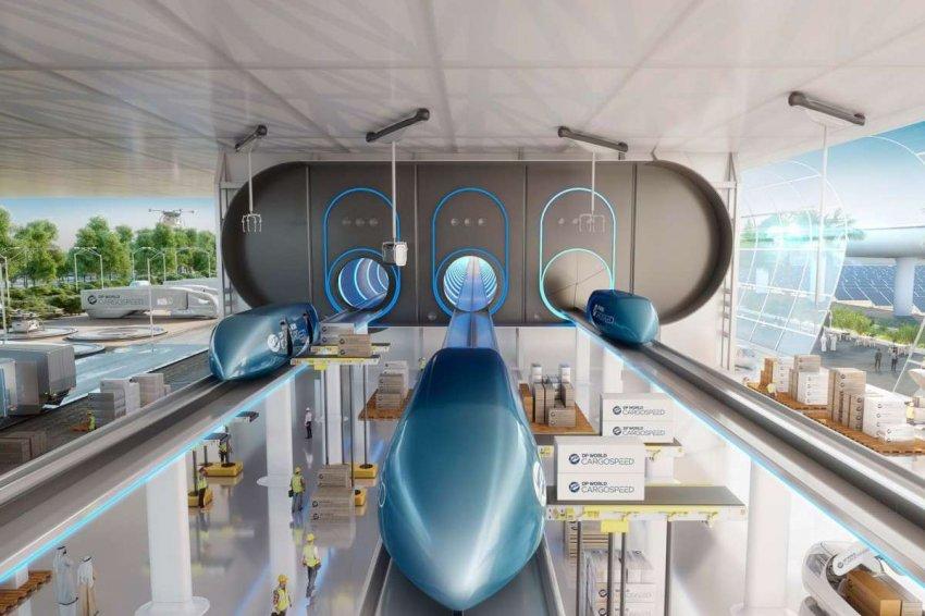 Быстрее самолетов: как может выглядеть транспорт будущего?